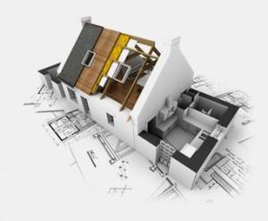 Kartotinio ir individualaus namo projektas